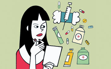 Эндометриоз при климаксе — симптомы и лечение