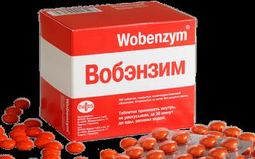 Лечение Вобэнзимом эндометриоза — панацея или волшебная таблетка широкого спектра действия?
