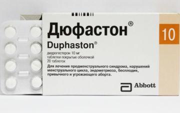 Применение Дюфастона при миоме и эндометриозе матки
