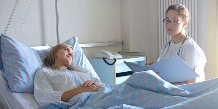 После ЭМА лучшая реабилитация - это покой и положение лежа