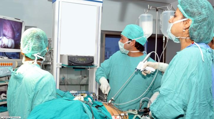 Удаление миомы хирургическим путем