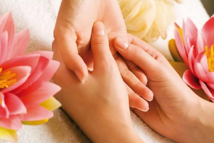 Массаж рук при миоме матки