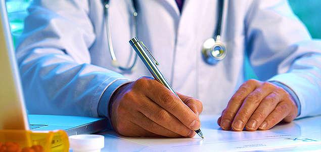 Обследование и заключение врача перед проведением ЭМА