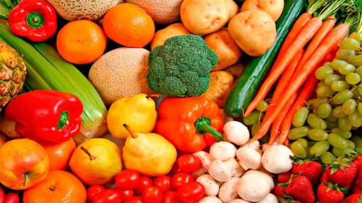 При поликистозе рекомендовано есть фрукты и овощи