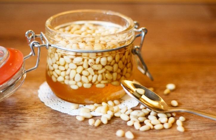 Рецепт настойки на кедровых орешках