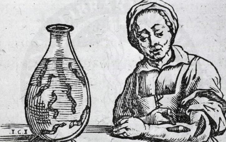 древние способы лечения пиявками в медицине