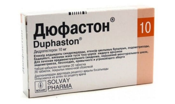 Таблетированный Дюфастон при миоме