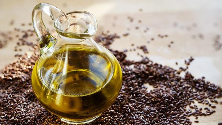 Льняное масло помогает в лечении миомы