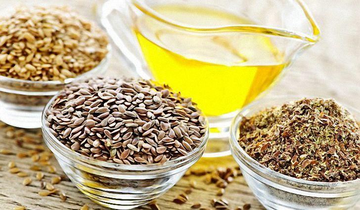 Семена льна можно пить при миоме