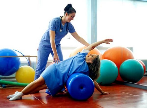 Лечебная физкультура при миоме