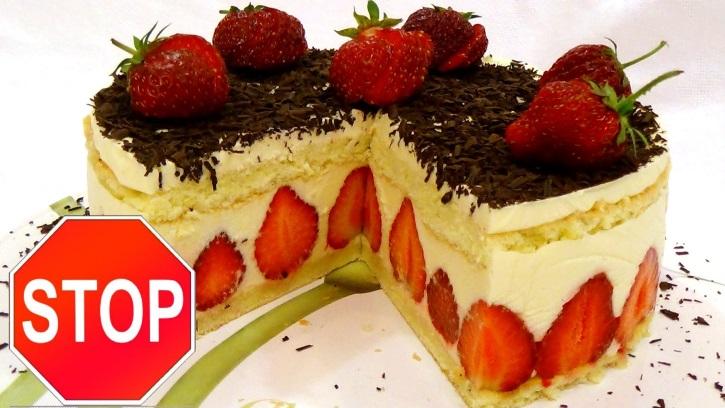 Нельзя есть торты и сдобу при миоме