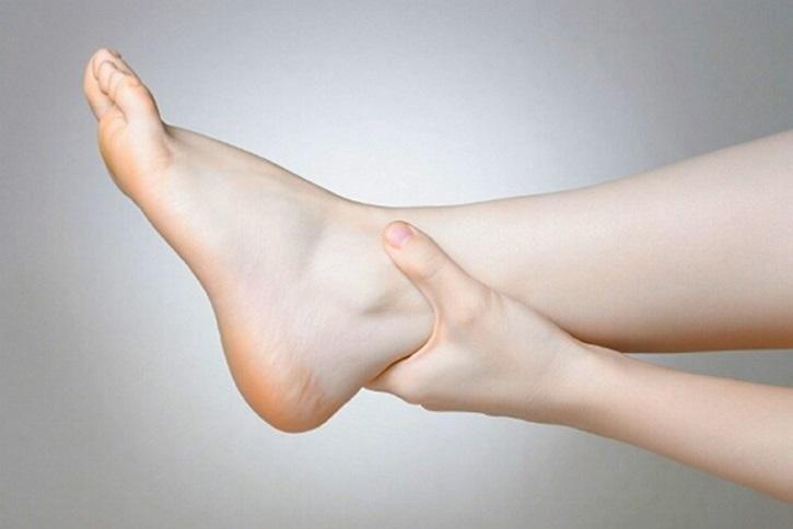 Оттеки ног при Норкалуте