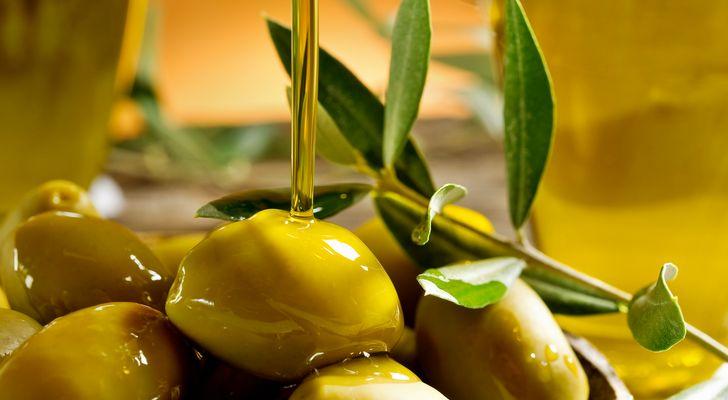 Настойка на основе оливкового масла