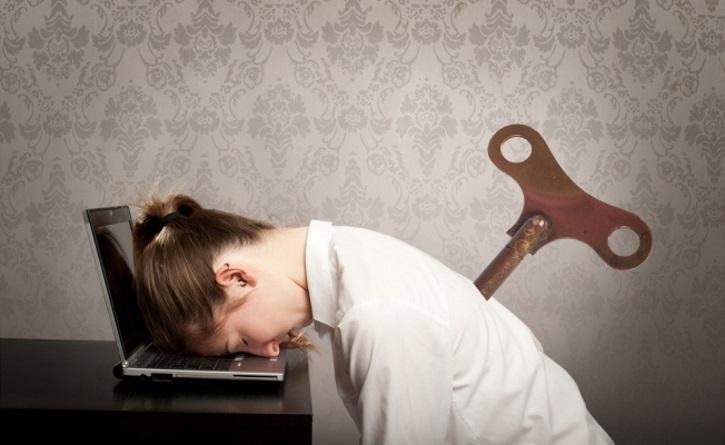 усталость может быть причиной миомы