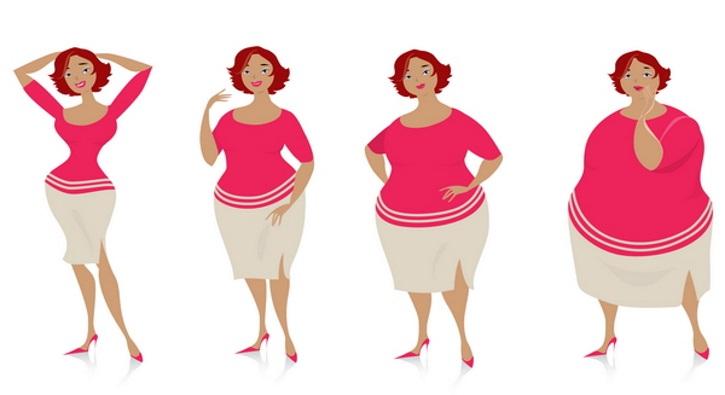 Увеличивается вес при диагнозе миома