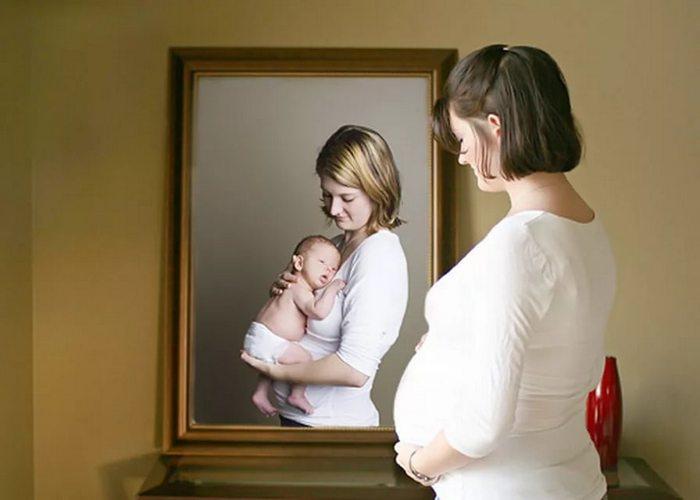 Беременность при миоме