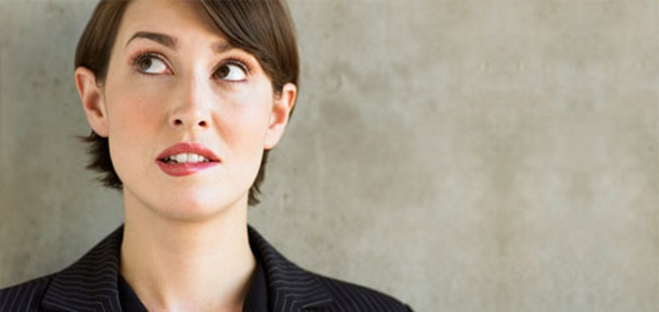 Женщина шокированна диагнозом миома матки