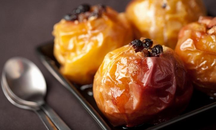 Печеные яблоки можно кушать после лапароскопии кисты яичников