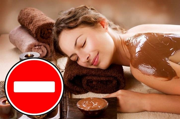 Любые спа процедуры нельзя при кисте яичника