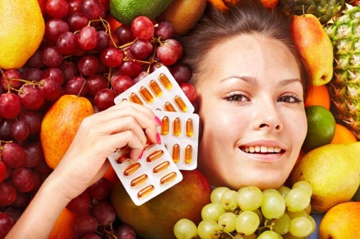 Витаминные комплексы применяются при лечении кисты яичников