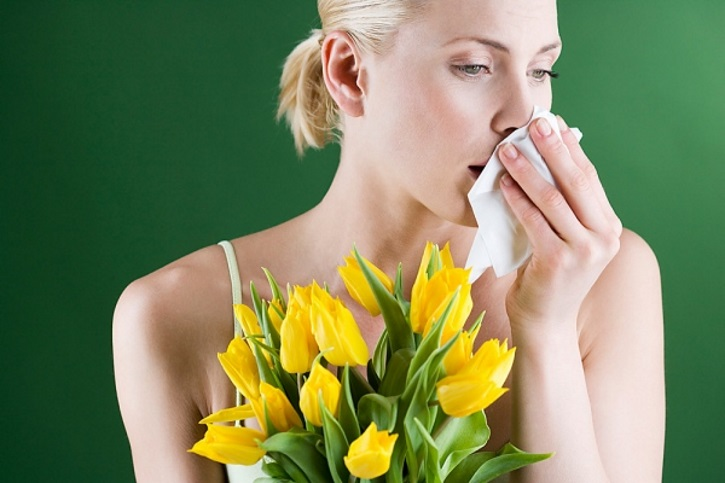 Аллергия может быть следствием лечения народными методами кист матки