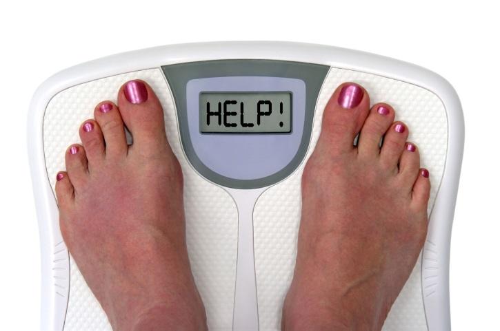 Избыточный вес при поликистозе яичников