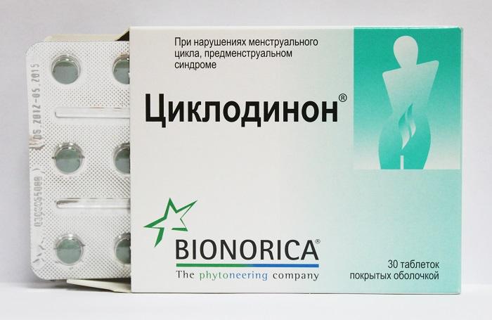 Циклодинон при поликистозе яичников
