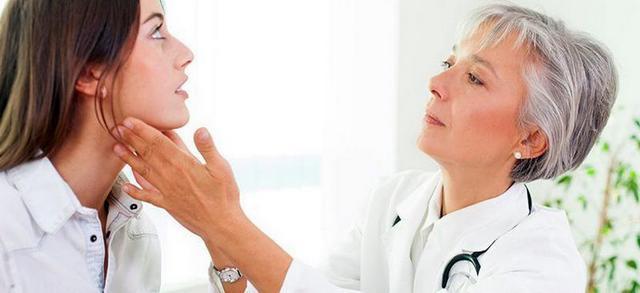 Больная щитовидка провоцирует кисту желтого тела