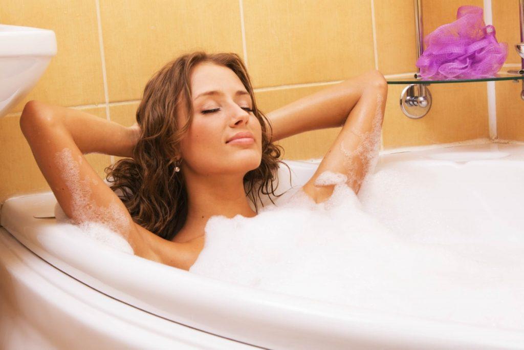 Нельзя принимать ванну после операции на кисту яичника