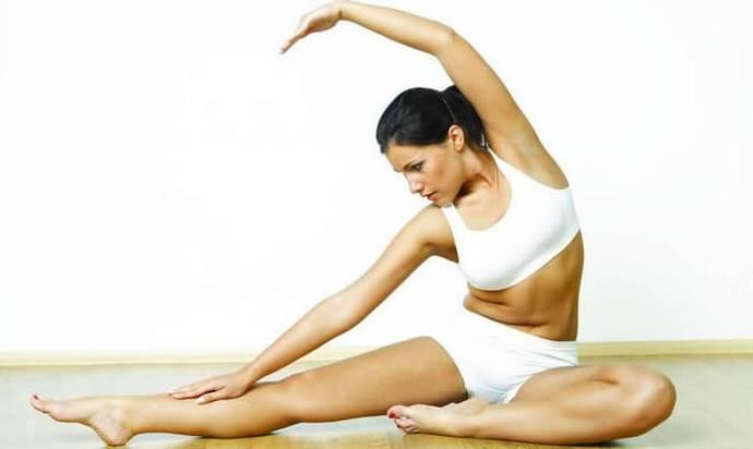 Укрепление мышечного каркаса тела