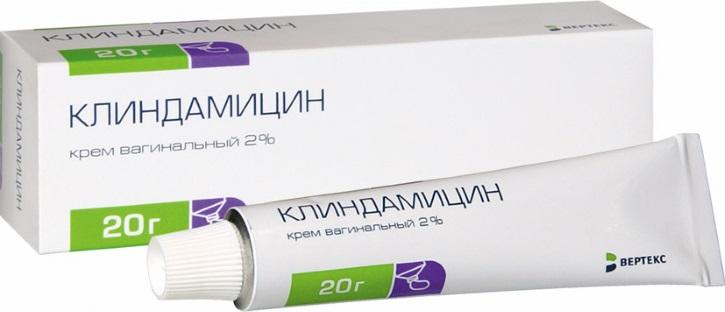 Клиндамицин при эндометрите