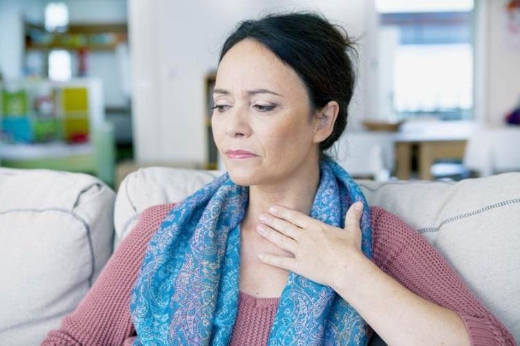 Расстройство гормонального фона в менопаузе