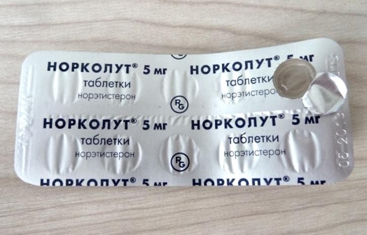 Норколут при гиперплазии - отзывы