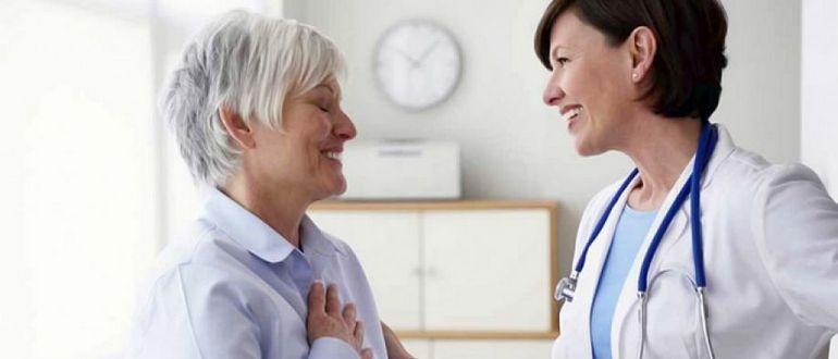 эндометриоз у пожилых женщин