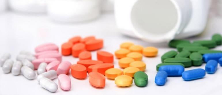 лечение эндометриоза витаминным комплексом