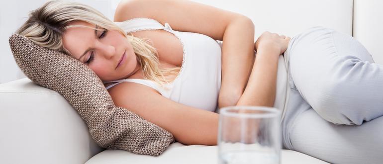 проблемы со стулом при эндометриозе