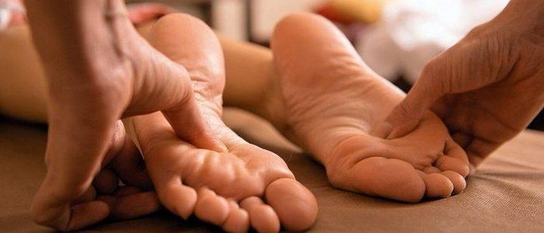 массаж при кисте яичника