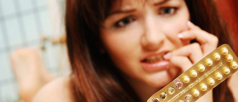 противозачаточные таблетки при эндометриозе