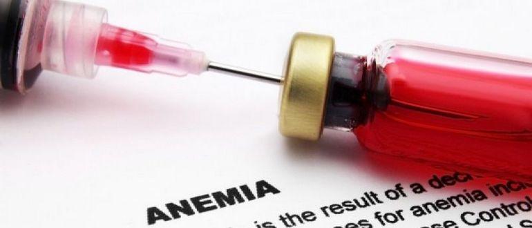 железодефицитная анемия при эндометриозе