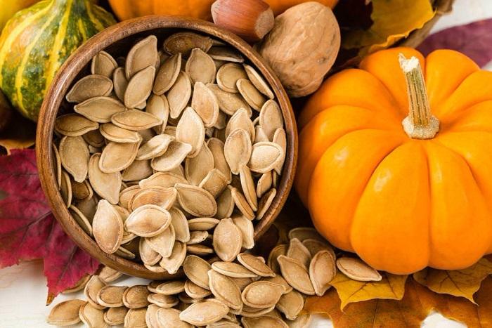 Семена тыквы при полипах в матке