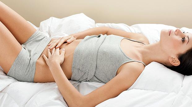 Болит живот при полипе эндометрия