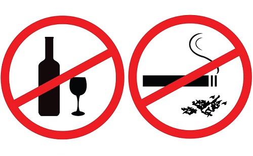 Нельзя курить и пить перед гистероскопией полипа матки
