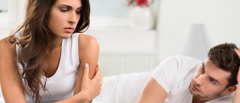 боли после полового акта