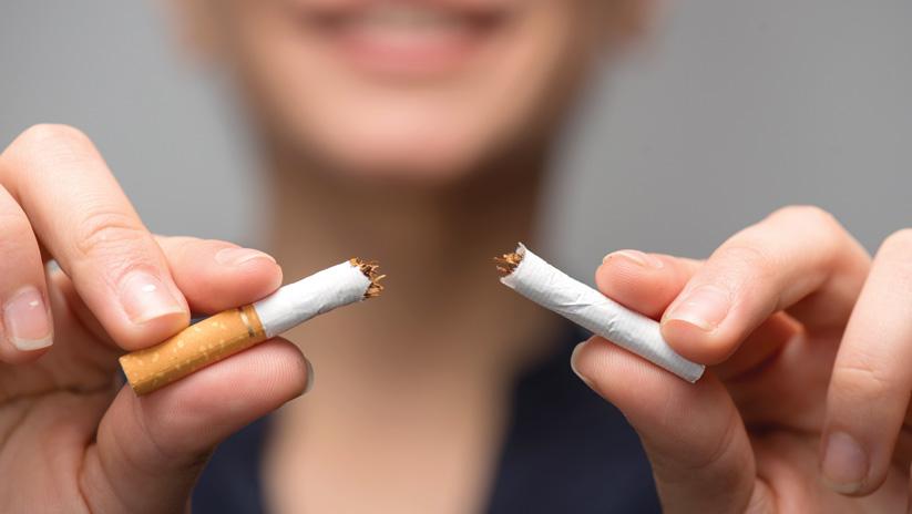 Курение ведет к раку