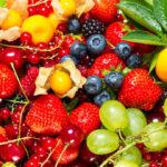 Ягоды как рацион питания при климаксе